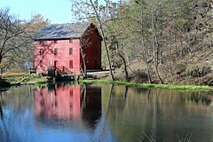 Missouri Road Trip 2016 - Ozark National Scenic Riverways - Alley Spring (Dis da fi we) Tags: johnalley john alley ozark national scenic riverways spring shannon county missouri old red mill mammoth barksdale