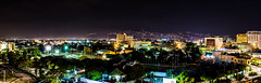 Kingston, Jamaica (John McGrady) Tags: kingston jamaica travel night skyline life lights fuji fujifilm x100 x100s panorama stitched city cityscape concrete jungle
