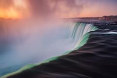 Niagara Falls Sunrise 4/24/2017 (mbstuart) Tags: longexposure waterfall niagarafalls niagara sunrise landscape nature