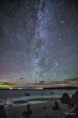 Ceannabeinne Milky Way (bradders29) Tags: aurora ceannabeinne milkyway stars durness scotland beach sea grahambradshaw