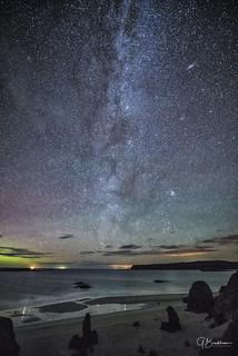 Ceannabeinne Milky Way