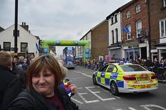 Tour De Yorkshire Stage 2 (772) (rs1979) Tags: tourdeyorkshire yorkshire cyclerace cycling policecar tourdeyorkshire2017 tourdeyorkshire2017stage2 stage2 knaresborough harrogate nidderdale niddgorge northyorkshire highstreet