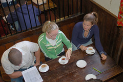 Tea4 (fduwhatsnew) Tags: wroxtoncollege campusshots interiors carriagehouse buttery tea