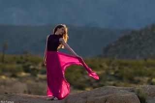 How Do I Breathe - Sunrise Joshua Tree National Park