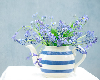Cornish Ware Spring Blues