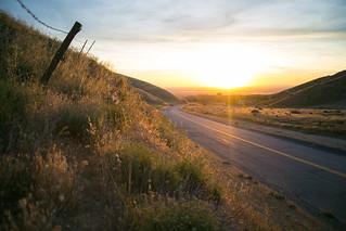 Munz Ranch Road