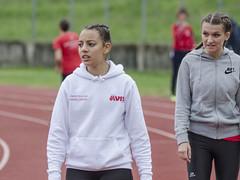 Samira Amadel e Alice Vecchione