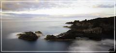 Panorama (UcanPA) Tags: seascape landscape la palma canarias longexposure