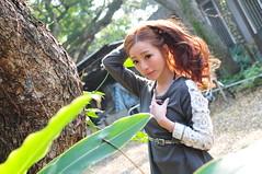 Lili0009 (Mike (JPG直出~ 這就是我的忍道XD)) Tags: lili 台灣大學 d300 model beauty 外拍 portrait 2014