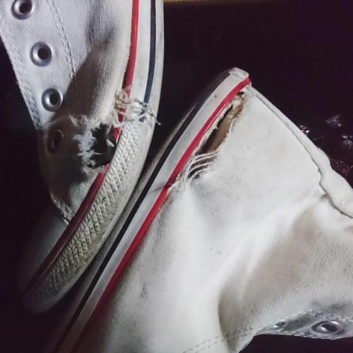 잘가라  #converse