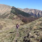 Aufstieg zum Monte Ferraro thumbnail