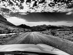 Namibia (jan-krux photography - thx for 2 Mio+ views) Tags: remhoogtepass roads strassen namibia africa afrika travel reisen gravel ungeteert unbefestigt dirt road mountains berge olympus omd em1mkii