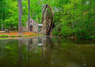 Berry College Mill