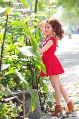 Lili0039 (Mike (JPG直出~ 這就是我的忍道XD)) Tags: lili 台灣大學 d300 model beauty 外拍 portrait 2014