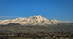 April Snow (http://fineartamerica.com/profiles/robert-bales.ht) Tags: easternidaho emmett facebook fineart flickr gemcounty haybales idaho landscape mountain people photo photouploads places states snow spring sweet sunrise squawbutte farm rollinghills scenic idahophotography treasurevalley clouds emmettvalley emmettphotography trees sceniclandscapephotography thebutte canonshooter beautiful sensational awesome magnificent peaceful surreal sublime magical spiritual inspiring inspirational wow stupendous robertbales town butte goldenhour sunset valley greetingcard