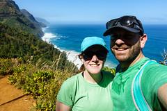 Kaui 219 DSC03717 (cpburt) Tags: kauai hawaii napalicoast kalalautrail vista