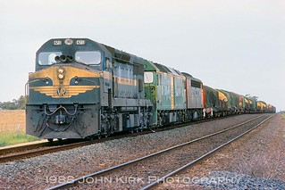 3 Generations of Clyde-EMD Power (1988)