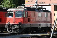 127458 11154 Chur SBB Depot 20.06.11 (31417) Tags: 11154 sbb switzerland chur 420 re