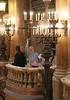 Mon Paris. (caramoul25) Tags: paris opéra candélabre lumière bougies balcon marbre caramoul25