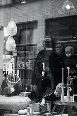 Illusive Reunion (makabirraju) Tags: illusive black white double exposure utrecht netherlands