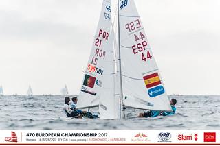 470 European Championship