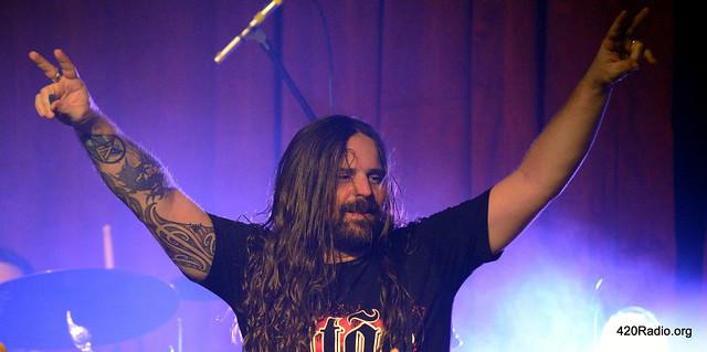Sepultura – Bossanova Ballroom, Portland, OR – 05/13/15