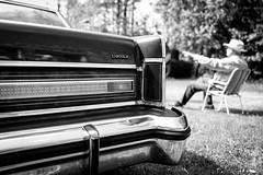 Lincoln (TS_1000) Tags: summilux 28mm leica🔴 leicaq bnw sw monochrome oldtimer lincoln towncar