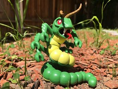 Centipede (ridureyu1) Tags: centipede atari arcadegame funko pop funkopop bobblehead mysterymini toy toys actionfigure toyphotography sonycybershotsonycybershotdscw690