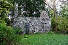 IMG_2072 (misssamsmart) Tags: merthyrmawr wales coast april spring brick woodland wood forest garden estate old ruin church chapel stones inscribed medieval stroch stroque 15thcentury
