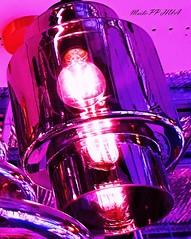 420. STILL LIFE: Luminous Inspirations (www.YouTube.com/PhotographyPassions) Tags: lamps light lighting purple shine bright luminous lilac glow contemporary modern indoors urban city cityvibes stilllife colorful bulbs interiors decor interiordecor