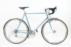 Brian M.'s randonneur (Chapman Cycles) Tags: