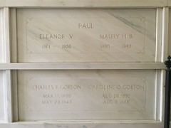 Maury Henry Biddle Paul (Cholly Knickerbocker) Woodlawn Park Mausoleum Miami (Phillip Pessar) Tags: maury henry biddle paul cholly knickerbocker woodlawn park north mausoleum miami cemetery