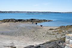 bailey island maine-9 (heather morris photography) Tags: maine coastalmaine newengland outmywindow ocean atlantic water coastline rocks beach spring