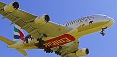 BCN/LEBL: Emirates Airbus A380-861 A6-EDG MSN023 (Roland C.) Tags: bcn lebl airport barcelona elprat spain emirates emiratesairlines ek airbus a380 a388 a380800 a380861 a6edg