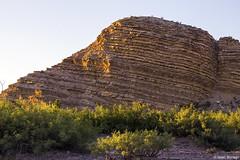 Rock Layers (isaac.borrego) Tags: uploadedviaflickrqcom morning mountains desert hotsprings bigbend nationalpark texas canonrebelt4i