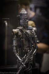 IG-88 - Sideshow Collectibles (Greg Larro Photography) Tags: sideshow collectibles toy toys action figure figures display detail star wars celebration orlando 2017 swco starwars lucasfilm disney greg larro photography photograph photo ig 88 bounty hunter droid assassin empire strikes back ig88