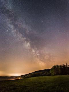 Milky Way Pano Brombach