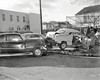 Oakland 1955 (Radio Man Mike) Tags: police oakland oaklandpd oaklandpolice opd carcrash collision accident