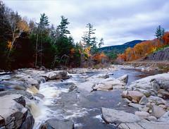 White stream in white mountains (Ioannis the graecum) Tags: zenza bronica etrsi 50mm pe f22 fuji velvia 50 white mountains national park epson v850 silverfast