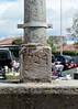 Viricelles (Loire) (Cletus Awreetus) Tags: france loire montsdulyonnais viricelles croix sculpture artreligieux pierre socle 18ème