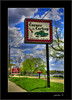Sign of The Corner Carhop (the Gallopping Geezer '5.0' million + views....) Tags: building structure restaurant drivein food drink cornercarhop carhop oldtime oldfashioned closed forlease classic oldstyle walledlake mi michigan lake sign signs signage vacant canon 5d3 tonemap tonemapped processing geezer 2016