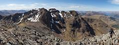 The Highest Point in Argyll (Fading Dusk Photography) Tags: glencoe glencoepass uk scotland kyoshimasamune sigma1750mmf28 panorama landscape mountain mountains hills scottishhighlands bideannambian threesisters stobcoirenanlochan argyll