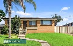 2 Gindurra Close, Hammondville NSW