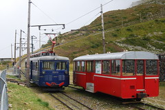 Tramway du Mont Blanc (J_Piks) Tags: france alps alpes alpen alpi tram train tmb tramway montblanc