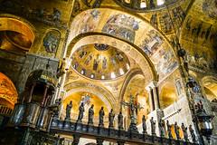 St. Mark's Basilica (- Ozymandias -) Tags: venezia veneto italy it