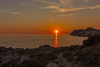 Sunset Dubrovnic/ Sonnenuntergang in Explorer