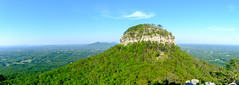 Pilot Mountain Panorama
