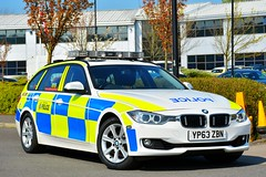 YP63 ZBN (S11 AUN) Tags: south yorkshire police syp bmw 330d xdrive estate touring anpr roads policing unit rpu 999 traffic car emergency vehicle yp63zbn