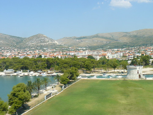 2015-07-19 - P1280341 - View from Trogir Kamerlengo Fortress