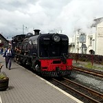Welsh Highland Railway at Porthmadog thumbnail
